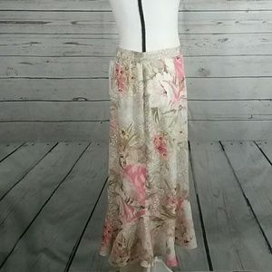 0428c76b11 Alfred Dunner Skirts - NWT Alfred Dunner floral skirt size 8